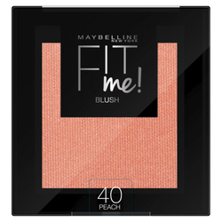 Fit me blush 40 peach blister MAYBELLINE