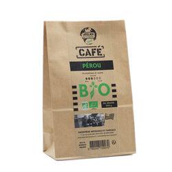 CAFE GRAINS 500G PEROU