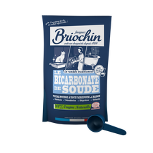 Nettoyant poudre, BRIOCHIN Le bicarbonate de Soude, doypack de 500g