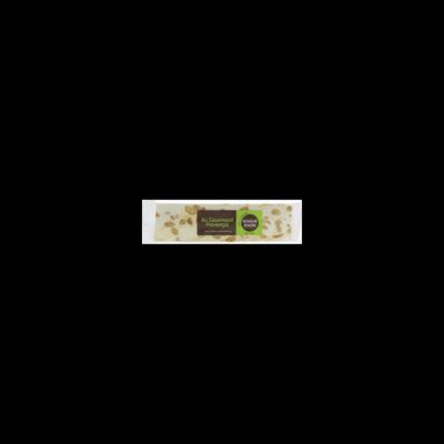 Barre de nougat tendre 20% d'amandes sans gluten, 100g