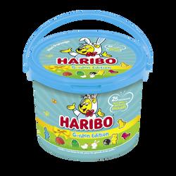 Confiserie assortie seau pâques HARIBO 960g