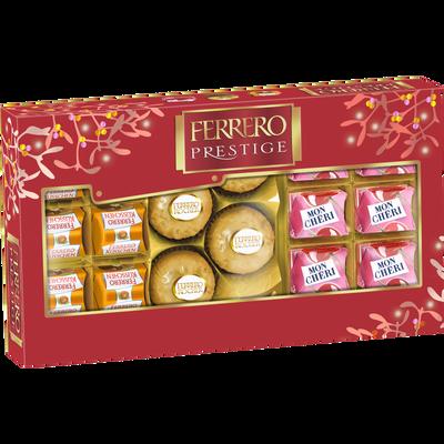 Assortiment chocolat prestige FERRERO, boite de 246g