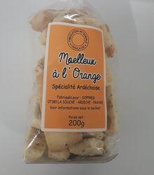 *Moelleux écorce d'orange, Sopreg 200GR