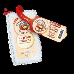 Fromage à pate préssée non cuite CHAUSSEE AUX MOINES, mini tranches, 6x20g