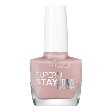 Gemey Maybelline Vernis À Ongles Tenue & Strong Rose Poudre 130 Gemey Maybelline, Nu