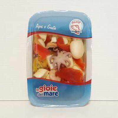 Salade de la mer et légumes ALICE barquette 200g