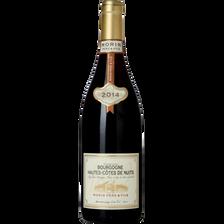 Bourgogne Hautes-côtes de nuits AOP rouge Morin, bouteille de 75cl
