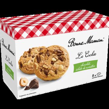 Bonne Maman Cookies Chocolat Noisette Bonne Maman, 225g