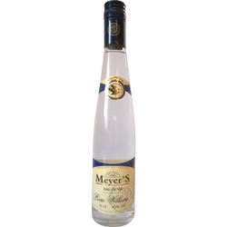 Eau de vie de Poire William, MEYER'S, 45°, 35cl