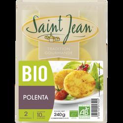 Polenta bio SAINT JEAN, 240g