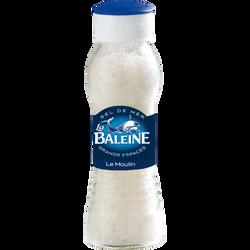 Moulin à sel LA BALEINE, 180g
