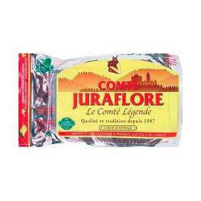 Comté Juraflore au lait cru, 33.4%MG,