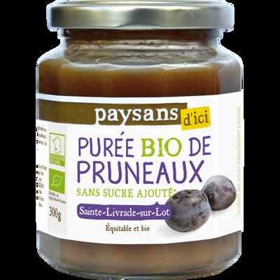 Purée de pruneaux Bio ETHIQUABLE, 300g