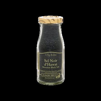 Sel noir d'Hawai ALBERT MENES,170g