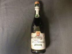 Cidre de Normandie brut, FOURNIER, 4.5°, bouteille verre de 75cl