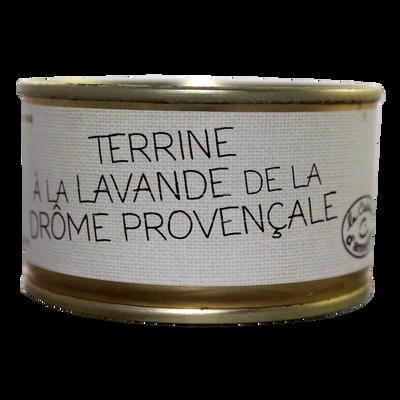 Terrine à la lavande de la Drôme LA CUISINE D'ANNETTE, 130g