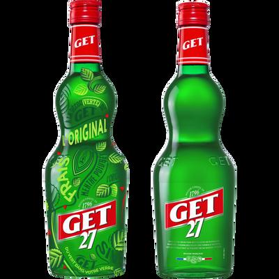 Peppermint GET 27, 21°, bouteille de 70cl