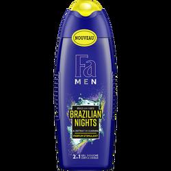 Gel douche brazilian nights 2en1 FA men, 250ml