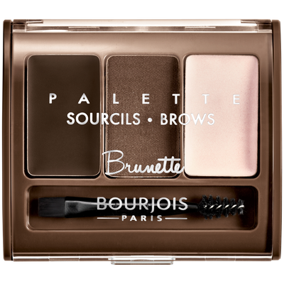 Palette sourcils brow brune 002 BOURJOIS