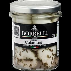 Calamars BORRELLI, 212ml