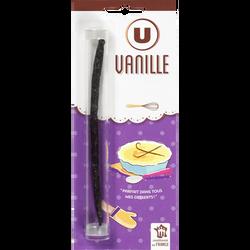 Gousse de vanille U