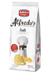 CHIPS SALT ALFREDO'S 135G