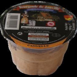 Riz au lait à la cannelle TEURGOULE DE JANVILLE, 150g