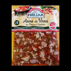 Axoa de veau au piment d'espelette, HIRUAK, France