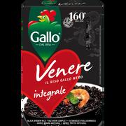 Riso Gallo Riz Noir Vénéré Riso Gallo, Étui De 500g