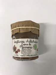 Crème de marrons ardéchoise, Sopreg 375g