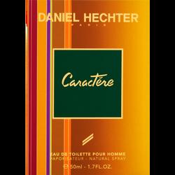 Eau de toilette Caractère DANIEL HECHTER, vaporisateur de 50ml sous étui