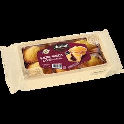 Quatre quarts cassis pur beurre BISCUITS MISTRAL 240g