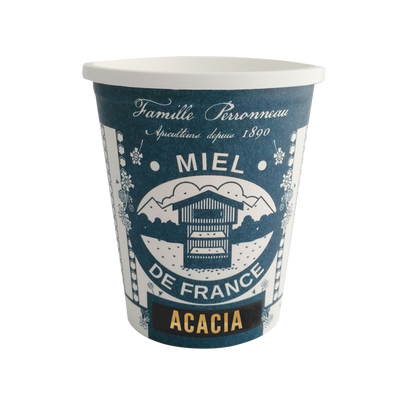 Miel de France Acacia FAMILLE PERRONNEAU, pot 500g