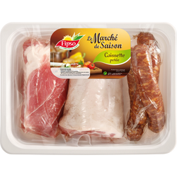 Potée de porc demi-sel, France