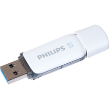 Clé USB 2.0 PHILIPS, snow, 32Go