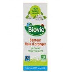 huiles essentielles bio senteur fleur d'oranger, BIOVIE, flacon de 10ml.