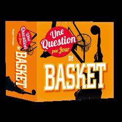 Une question de basket par jour 2021