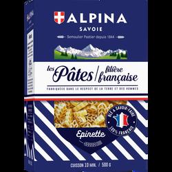 Epinette filière française ALPINA SAVOIE, paquet de 500g