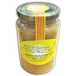 MIEL DE GARRIGUE 500G - RÊVES D'ABEILLES