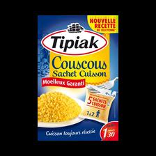 Graine de couscous TIPIAK, 5x100g