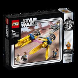 LEGO® Star Wars - Le Podracer d'Anakin - Dès 7 ans