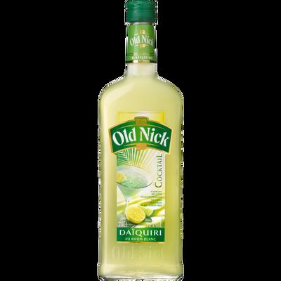 Cocktail Daiquiri OLD NICK, 16°, bouteille de 70cl
