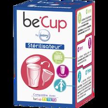 Stérilisateur coupe menstruelle BECUP , 1 unité