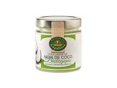 Huile de noix de coco désodorisée bio Huilerie de Lapalisse 300ml