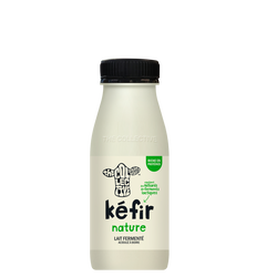 Lait fermenté kefir nature THE COLLECTIVE 220ml