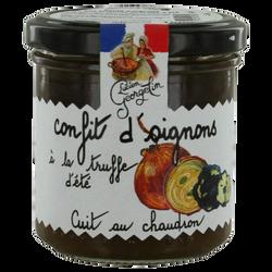 Confit d'oignons à la truffe d'été LUCIEN GEORGELIN, pot de 150g