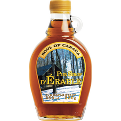 Sirop d'érable SOUL OF CANADA, 250ml
