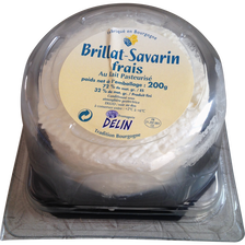 Brillat savarin frais, 32%MG, DELIN 200g