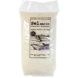 Sel de l'atlantique ERIC BUR, 1kg
