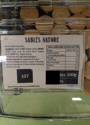 SABLE NATURE BIO